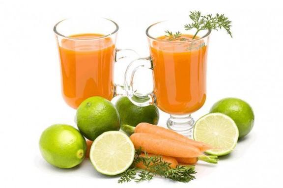 Frutta e verdura biologici per eliminare le tossine